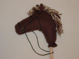 Brown Stick Horse