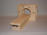 Wooden Toy CT Scanner