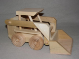Wooden Skid Steer Loader