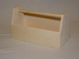 Wooden Toy Tool Box