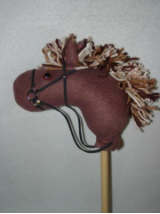 Dolly's Stick Horse