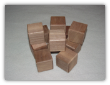 12 Hardwood Blocks