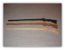 Handmade Wooden Toy Rifle