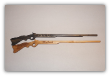 26 Inch Wooden Toy Rifle
