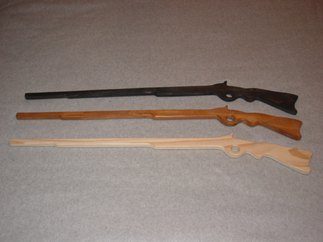 Home Wooden Toy Guns Handmade Wooden Toy Rifle